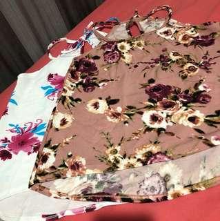 On Sale: Halter floral top