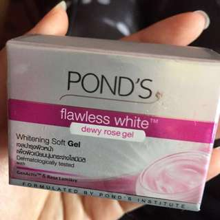 Ponds Dewy Rose Gel