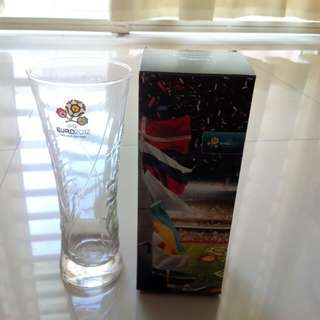 Euro 2012 glass