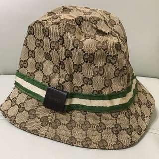 100% real % 99% new Gucci 漁夫帽