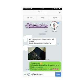 TRUSTED FREMICSHOP THANKYOU