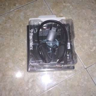 Blackberry Bluetooth Stereo Headset