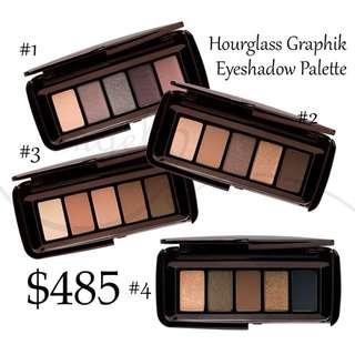 Hourglass eyeshadow palette