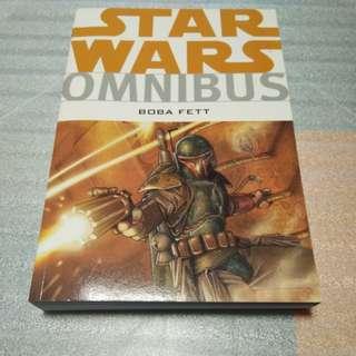 Star Wars Omnibus Boba Fett Comic