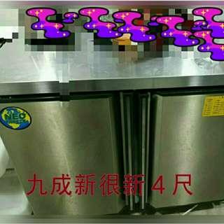 營業設備neo工作台冰箱 標準120 需自取
