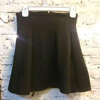No Brand Black Skirt