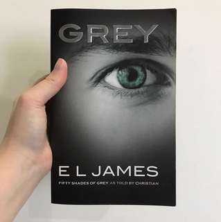 Grey (Series of Fifty Shades)