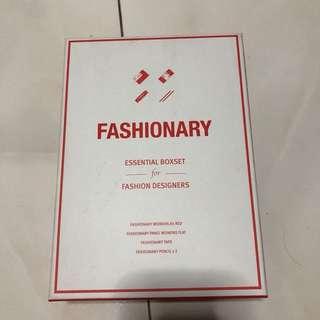 Fashionary essential boxset