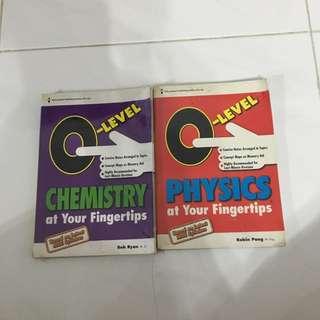 Chemistry/ Physics