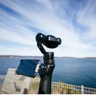 [RENT] DJI OSMO+ Handheld Camera Gimbal