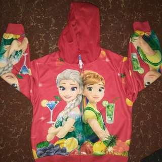 Frozen Jacket, Color Red, Lightly used