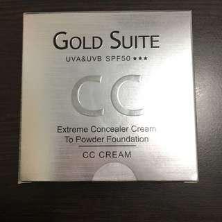 🚚 Gold Suite極致遮瑕完美粉凝霜