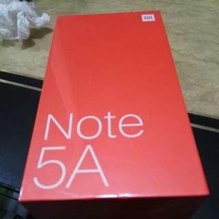 全新小米紅米 note 5A