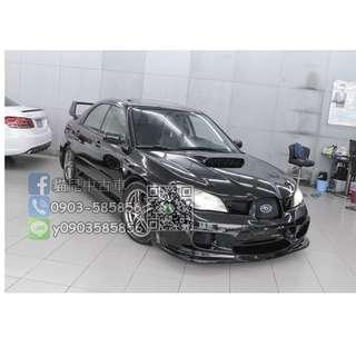 Subaru Impreza WRX 2.5