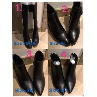 🈹SALE! Size 35-39 Boots