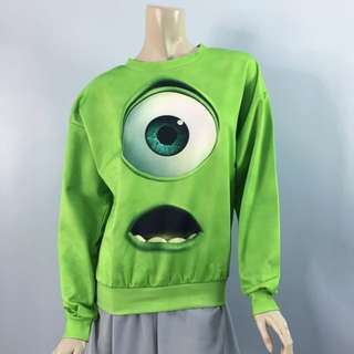 Romwer Design Green Sweater