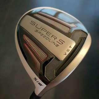Adams Golf Super S Speedline 18* 5 Wood - reserved
