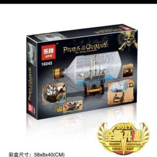 *In Stock* Lepin 16045 The Ship in the Bottle   Compatible with Lego