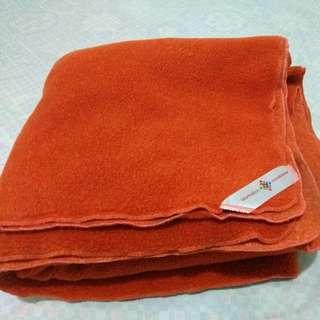 Himalayan sherpa fleece blanket