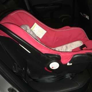 Infant Car Sit