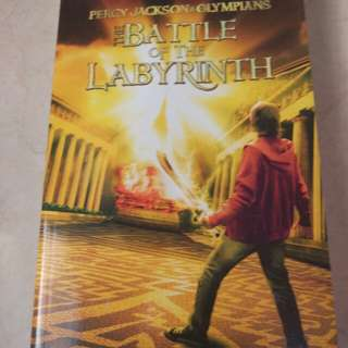 PERCY JACKSON: BATTLE OF THE LABYRINTH