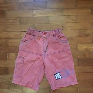 Cove Faded Look Bermuda Shorts