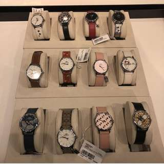 Pre-order: COACH WATCHES