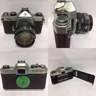 Antique Camera Vintage camera  Asahi Pentax Spotmatic  Function