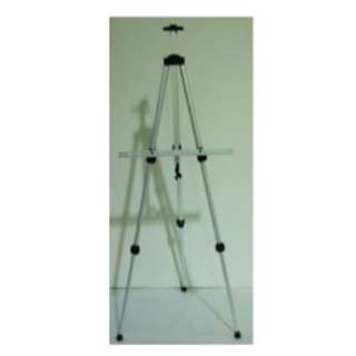 Easel Stand Silver Colour