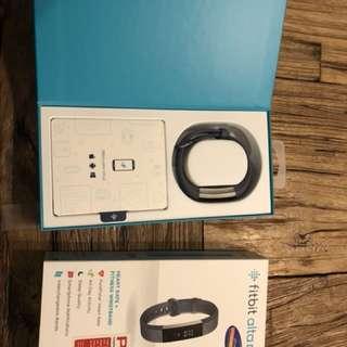 New Fitbit Alta HR