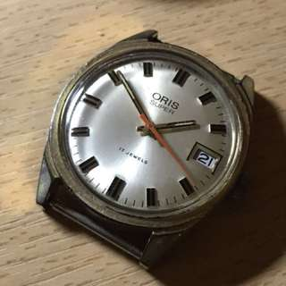 Oris Super Vintage Handwind Watch c. 1970s