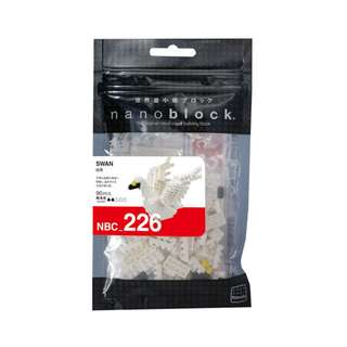 Nanoblock Swan NBC 226