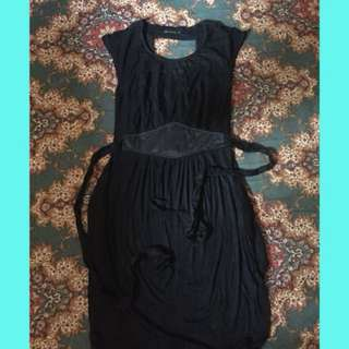 Dress Black Body and Soul