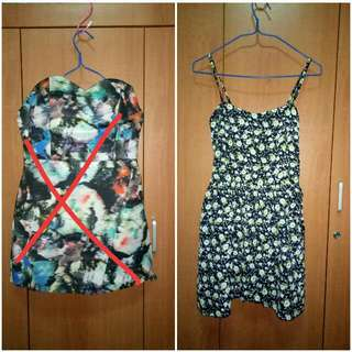 Clearance Sale! tube and spag romper