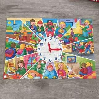 🆕 Clock Jigsaw Puzzle