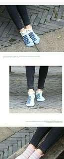3D Earl Ankle socks
