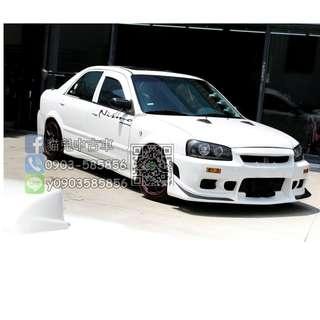 福特 Tierra RS