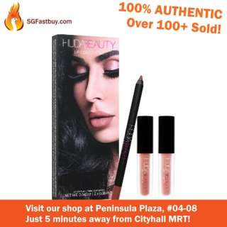 Huda Beauty Lip Contour Set