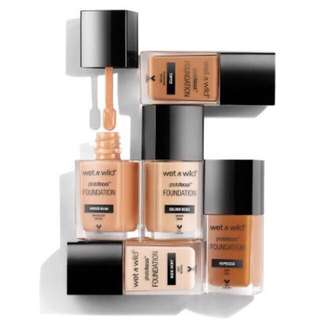 AUTHENTIC WET N WILD PHOTOFOCUS FOUNDATION