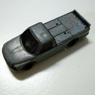 Vintage Metal Car Toy