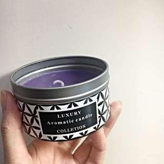 聞起來很奢華的香氛蠟燭