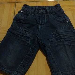 Authentic Bossini denim short
