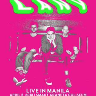 Lany Patron B tickets (2) Day 2
