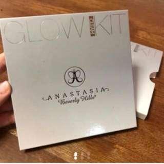 Authentic Anastasia Glow Kit Gleam