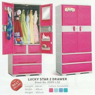 Zooey Lucky Star 2 Drawers