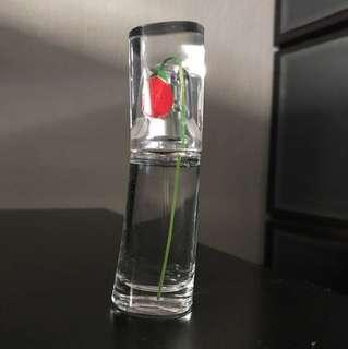 Kenzo perfume flower by Kenzo