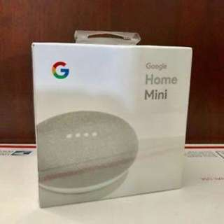 Google Home Mini Gray