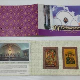 Novena church 300th anniversary phone cards