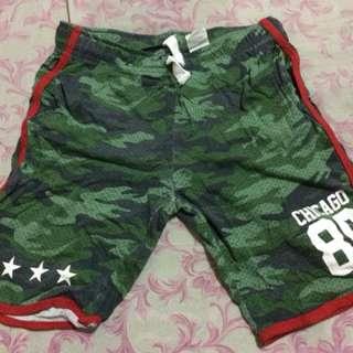 Terranova Camou Shorts