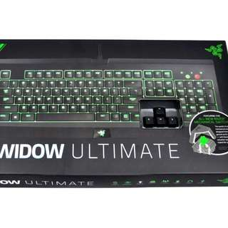 [BNIB] 2014 Razer Blackwidow Ultimate